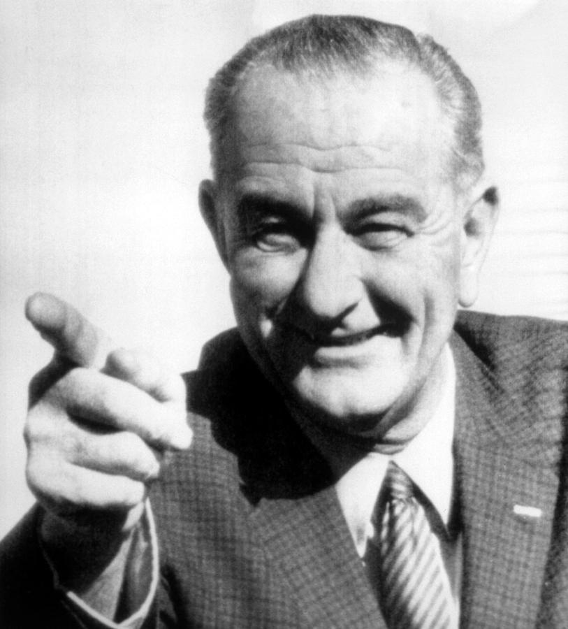 lyndon johnson Lyndon johnson: complicated voa learning english presents america's  presidents today we are talking about lyndon johnson he was the.